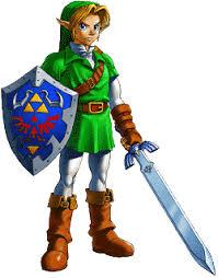 Zelda 64 (Link)