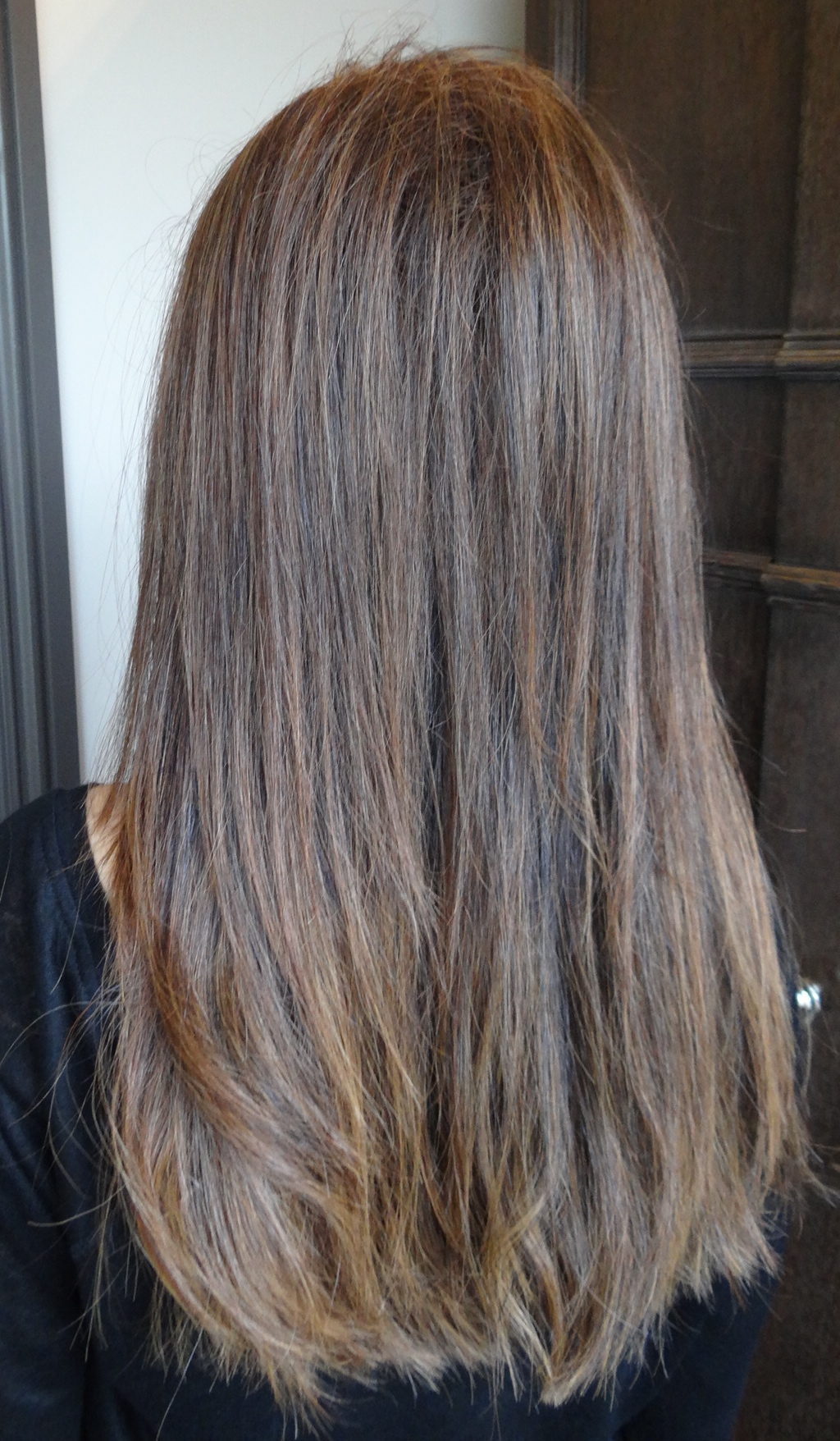 Long Layered Makeover Neil George