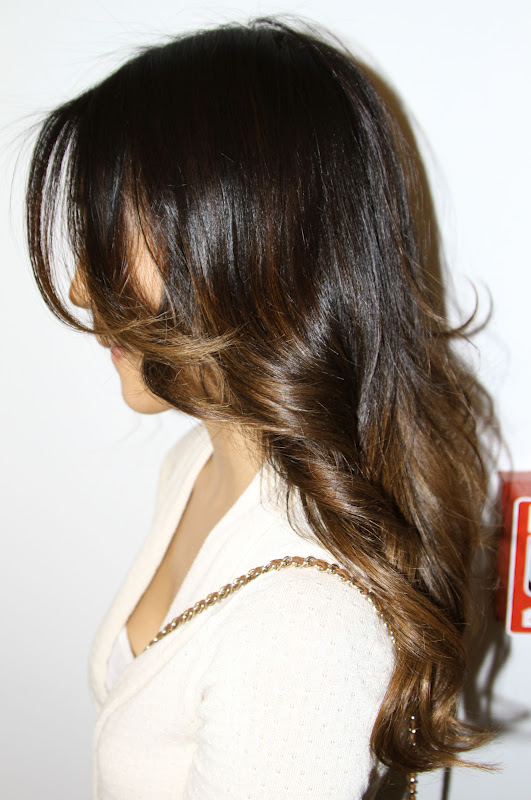 Fall Trend Ombr Oiled Hair Olie Biologique 100