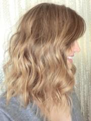 & golden walnut blonde