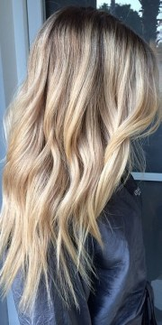 in- bronde hair color