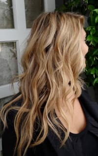 natural blonde hair color | Neil George
