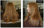 natural bronde hair