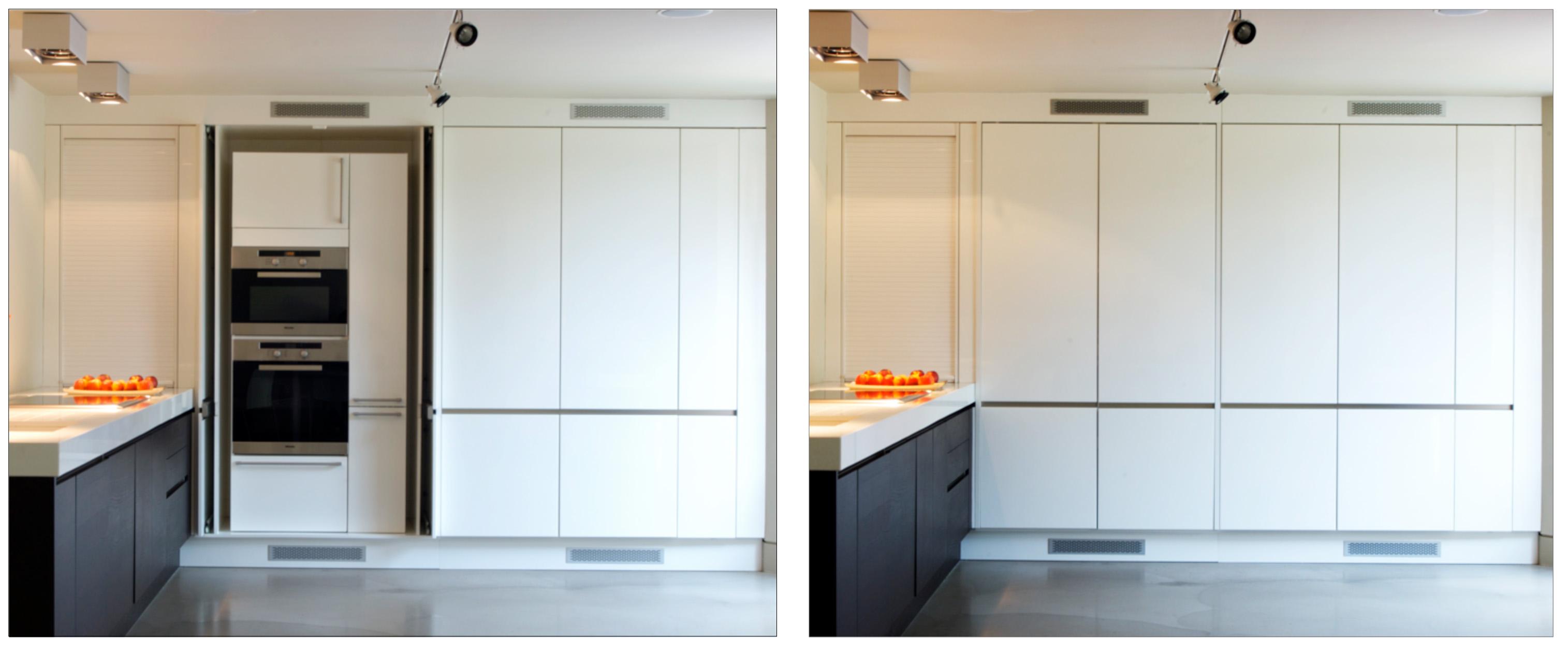 The Secret Kitchen  Neil Lerner Kitchen Designs