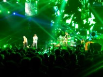 Red Hot Chilli Peppers - Manchester Arena - November 2011