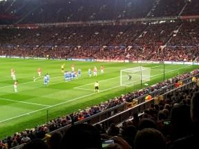 MUFC V Real Sociedad