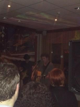Dodgy (Acoustic) - Lounge, Warrington - 18 January 2014