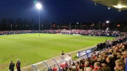 FC 1-0 Stourbridge. Crowd 3,588 at Ashton.