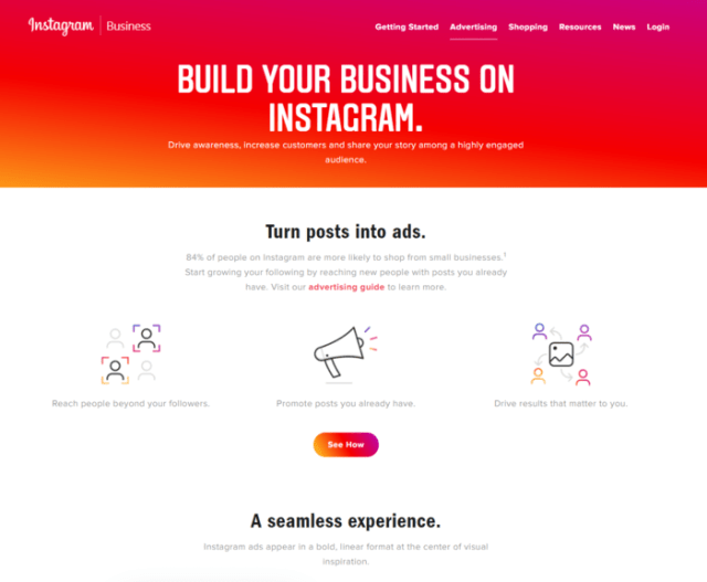 social media tips - instagram ads