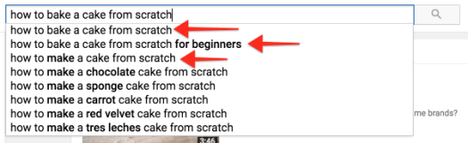 find keyterms for more Youtube views