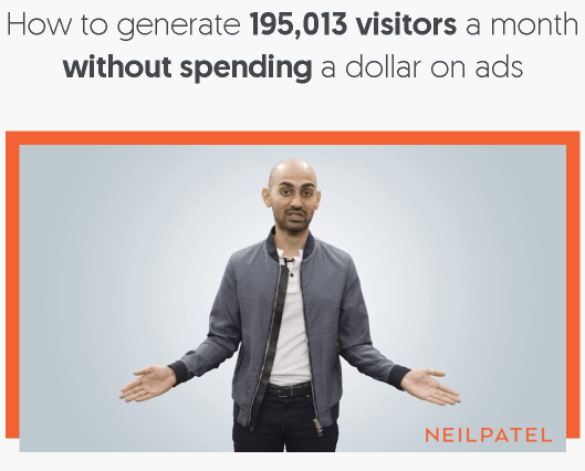 Neil Patel Website what are meta tags and why do they matter