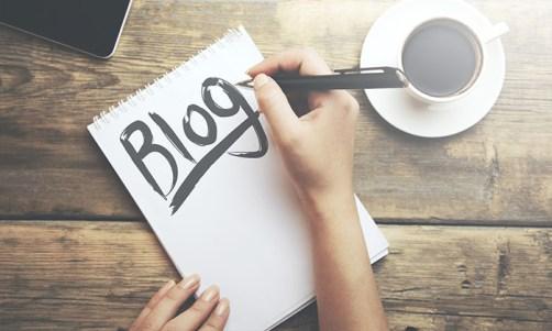 kiat-kiat menjadi blogger