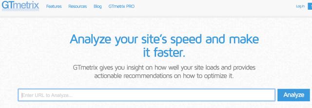 GTmetrix Website Speed and Performance Optimization 1