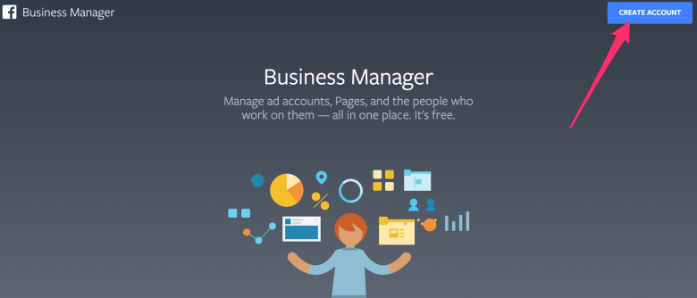 Panoramica su Arc e Business Manager