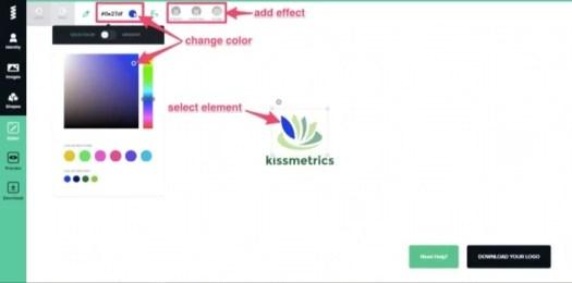 add affect free logo creation