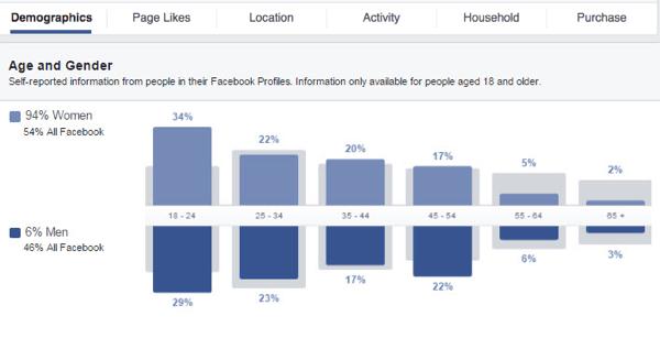 dk facebook audience insights demographics 3