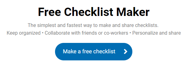 2018 04 06 16 10 35 Free Checklist Maker Checkli