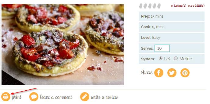 2018 04 06 16 30 49 Pesto Veggie Mini Pizzas Tasty Kitchen A Happy Recipe Community