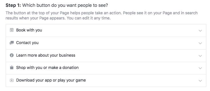 which button