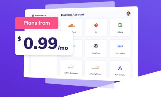 cheapest web