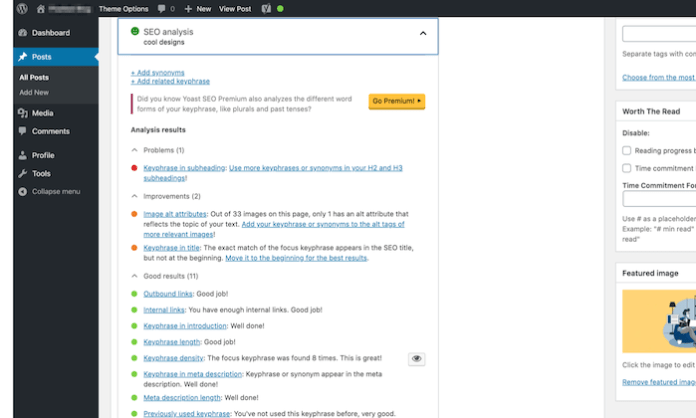 WordPress Best Yoast SEO Review