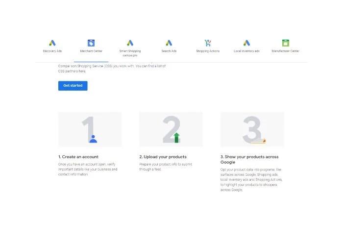 Google trusted stores setup