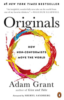 best marketing books - originals