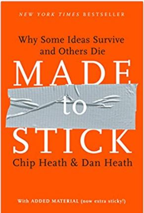 Best marketing books - Made to Stick