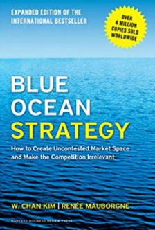 best marketing books - blue ocean strategy