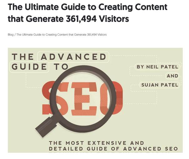 ultimate guide advanced SEO