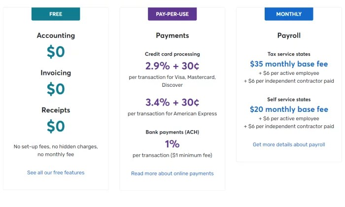 Wave pricing for Best Payroll Services