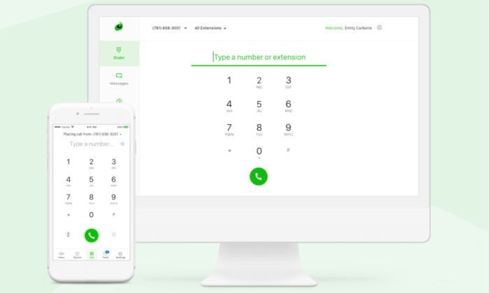 Grasshopper interface for Best Business Phone Systems