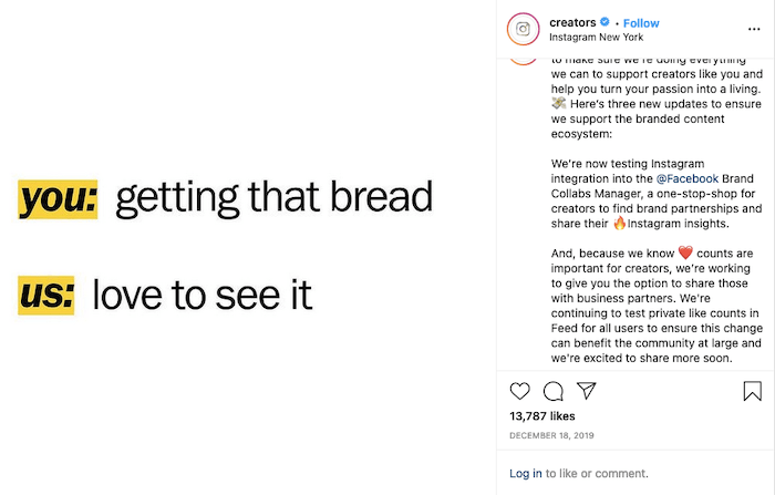 Why Should You Try to Make Money on Instagram