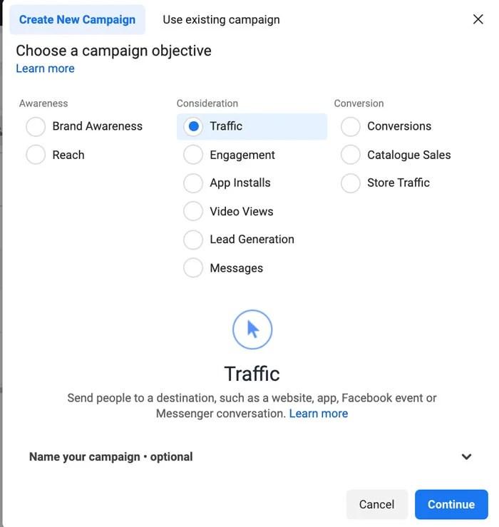 How to Create Tinder Ads - Facebook Tinder ad setup