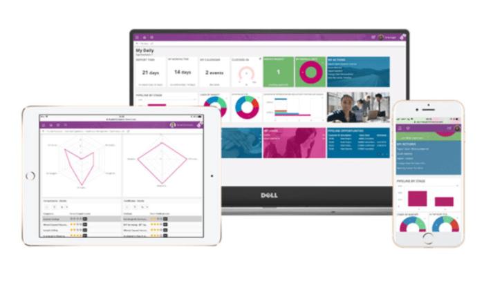 IFS interface for Best ERP Software