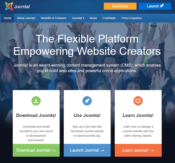 Joomla is a flexible content management system you can use to build your online presence and then optimize your Joomla SEO.