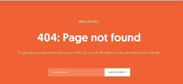 Tips for SEO for Squarespace - Create a Custom. 404 page