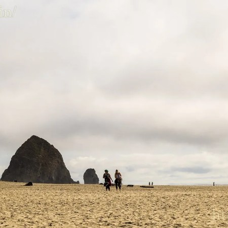 Cannon Beach - The Needles