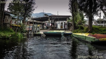 Xochimilco is a neighbourhood like any other