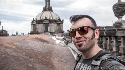 Cathedral selfie #winning