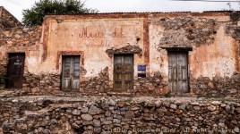 Ruins at Cerro de San Pedro