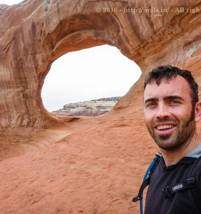 Moab and the End - Wilson Arch