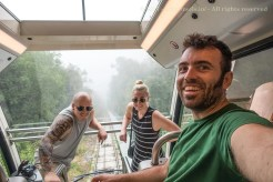 Riding the Funicular