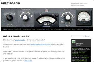 New Zealand amateur radio station ZL1NZ