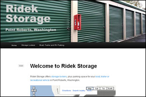 Ridek Storage - Point Roberts, Washington
