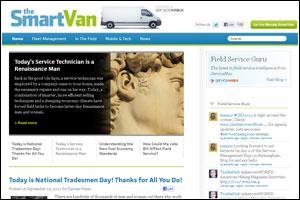 The Smart Van field service news portal