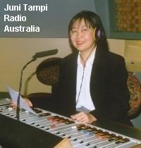 Juni Tampi. Picture / Neil Sanderson