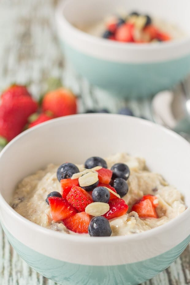 Neil's bircher muesli. This is my easy, tasty version of the classic overnight oats recipe providing the perfect relaxing and healthy start to the day!