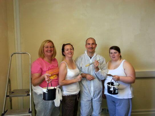 Ayrshire Hospice Painting Day 24.09