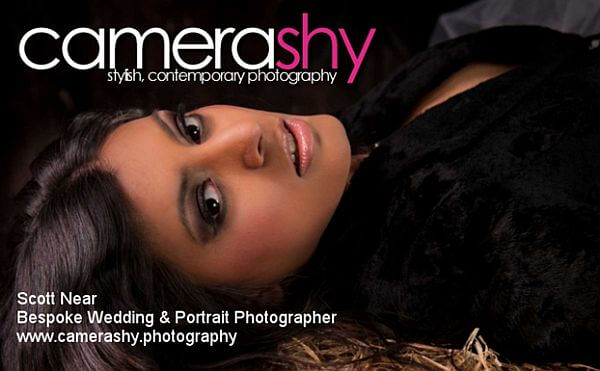 camerashy photography logo image
